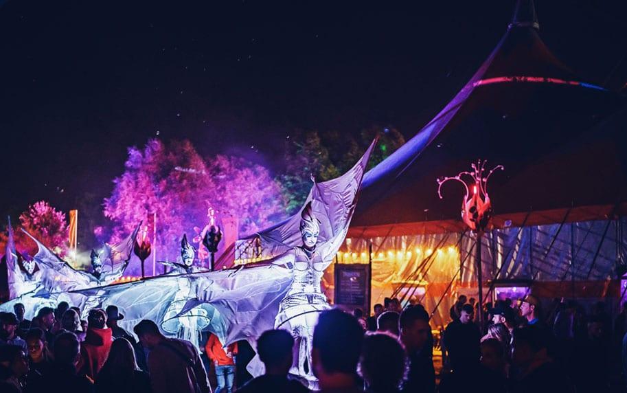ADE - Dockyard & Mystic Garden Festival